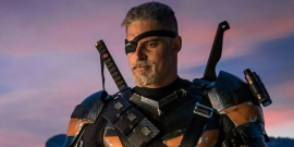 Justice League's Joe Manganiello Reveals What Sofia Vergara Thought Of His Blue Mohawk