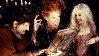 The main three witches of _Hocus Pocus._