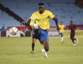 Brian Onyango of Mamelodi Sundowns