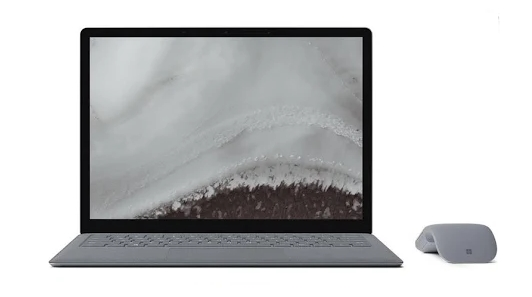 Best laptops for graphic design: Microsoft Surface Laptop 2