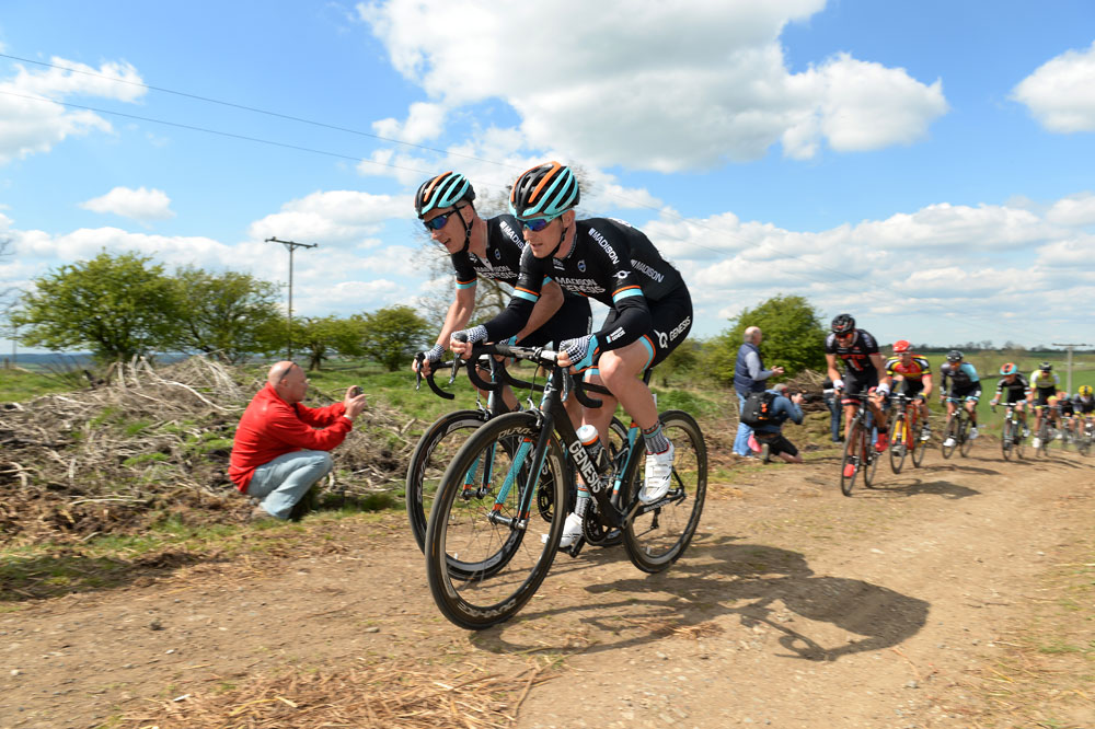 Steele Von Hoff wins CiCLE Classic without realising it - Cycling ...