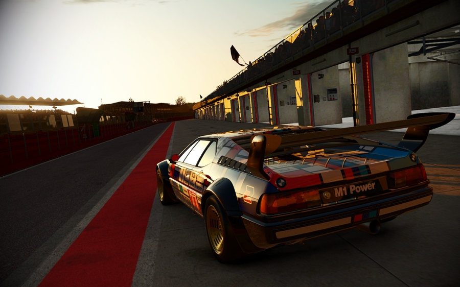 Project CARS Screenshots Show Amazing Water Effects #25657