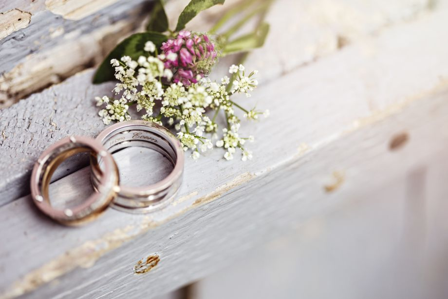 Proportion of married women drops below 50% but more over 70s are walking down the aisle