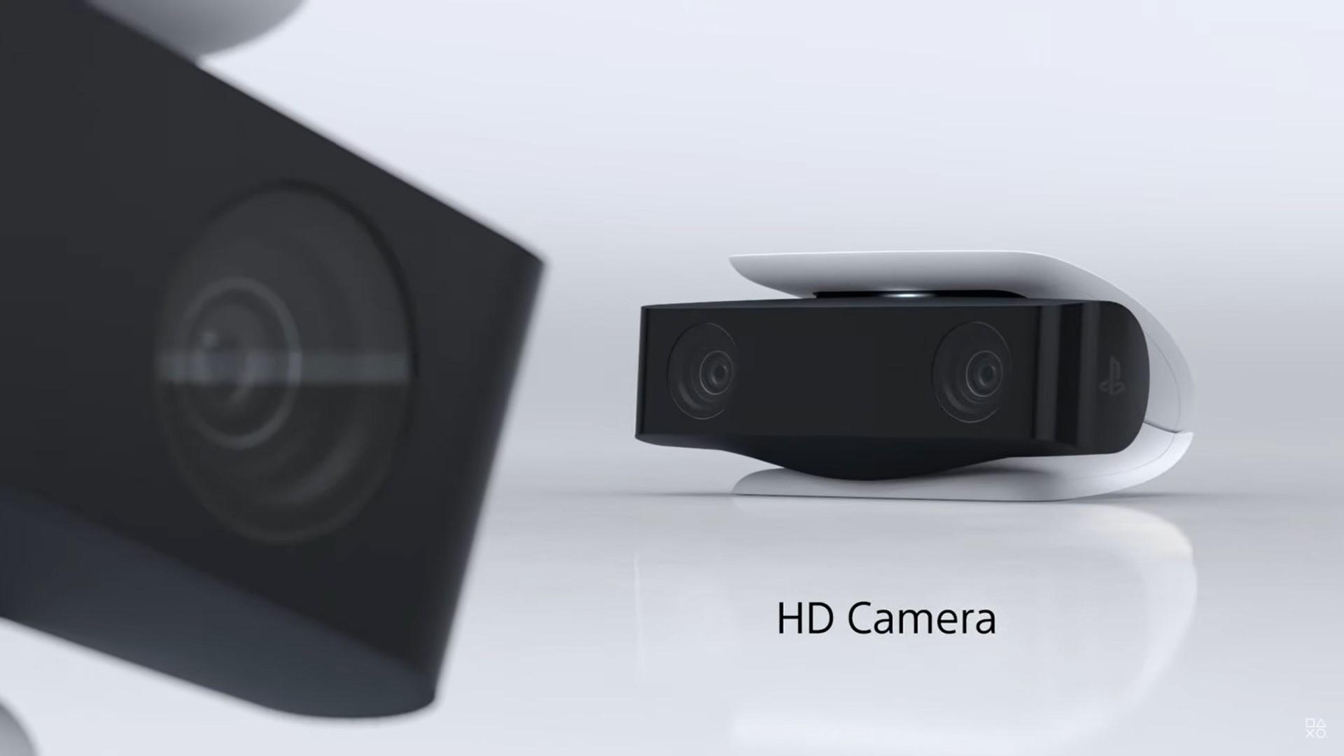 PS5 HD camera