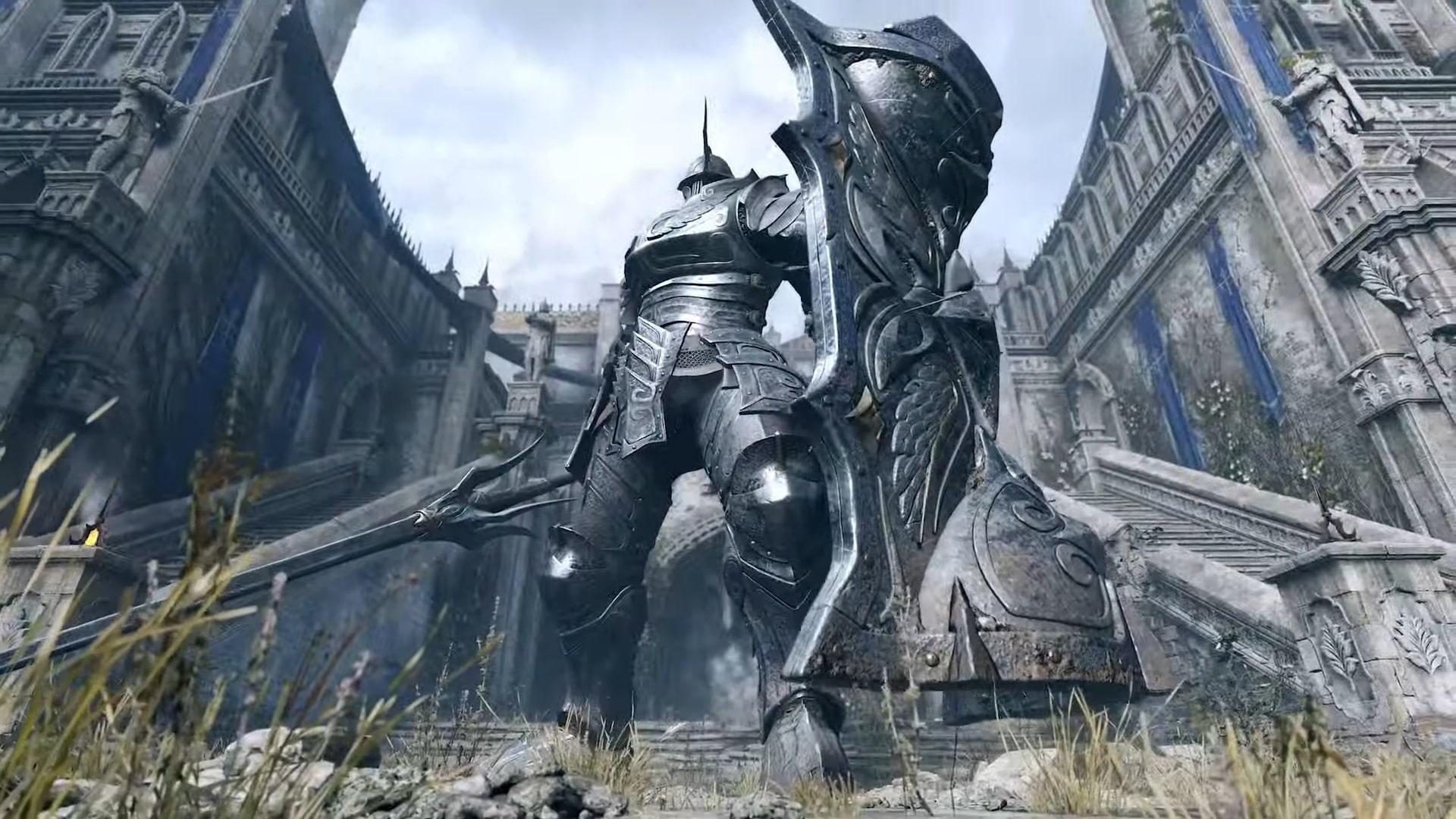Demon's Souls remake announced for PS5   GamesRadar+