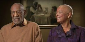 Bill Cosby's Wife Allegedly Spotted Without Wedding Ring After Prison Release, Family Rep Has An Explanation