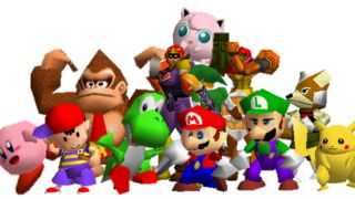 Super Smash Bros. (Nintendo 64)