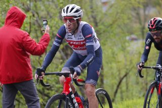 Giro dItalia 2021 104th Edition 4th stage Piacenza Sestola 187 km 11052021 Vincenzo Nibali ITA Trek Segafredo photo Luca BettiniBettiniPhoto2021
