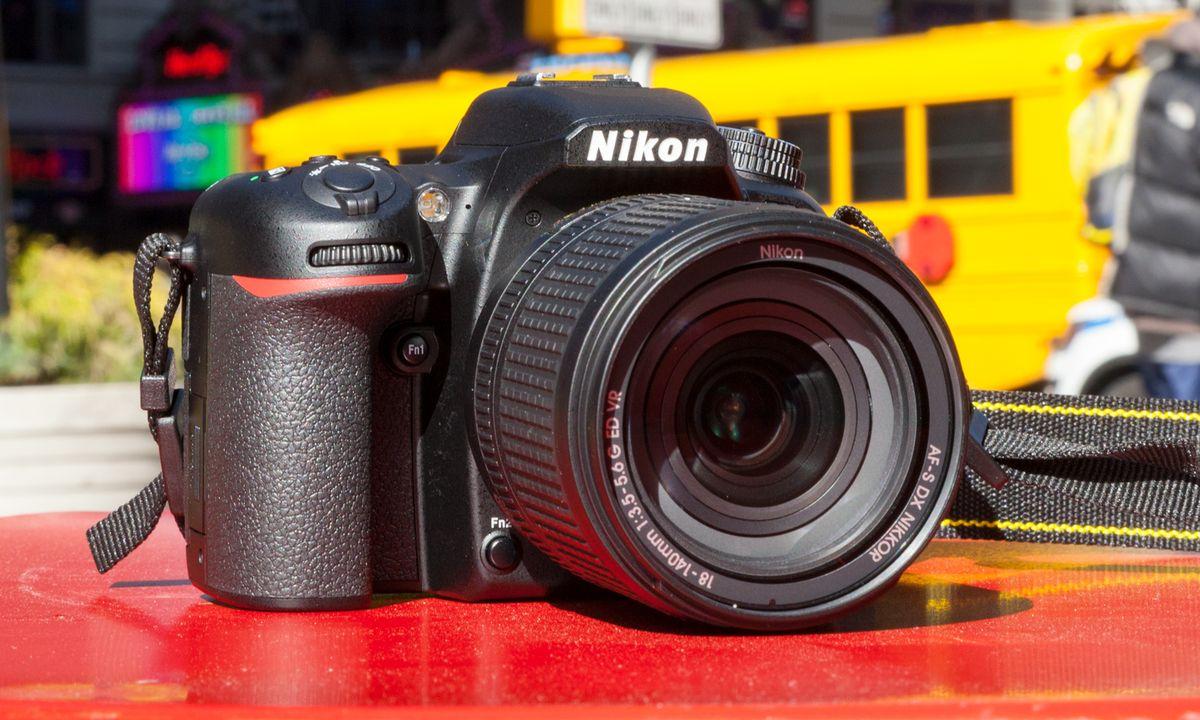 Nikon D7500 Review: The Best DSLR Under $1,500   Tom's Guide