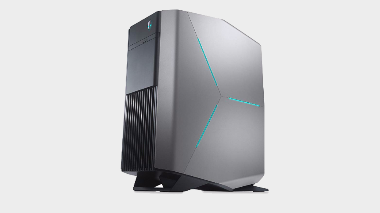 Take $530 off Alienware's Aurora desktop PC with Dell's Cyber Monday in July sale | PC Gamer