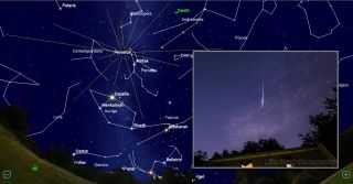 perseid meteor shower 4am