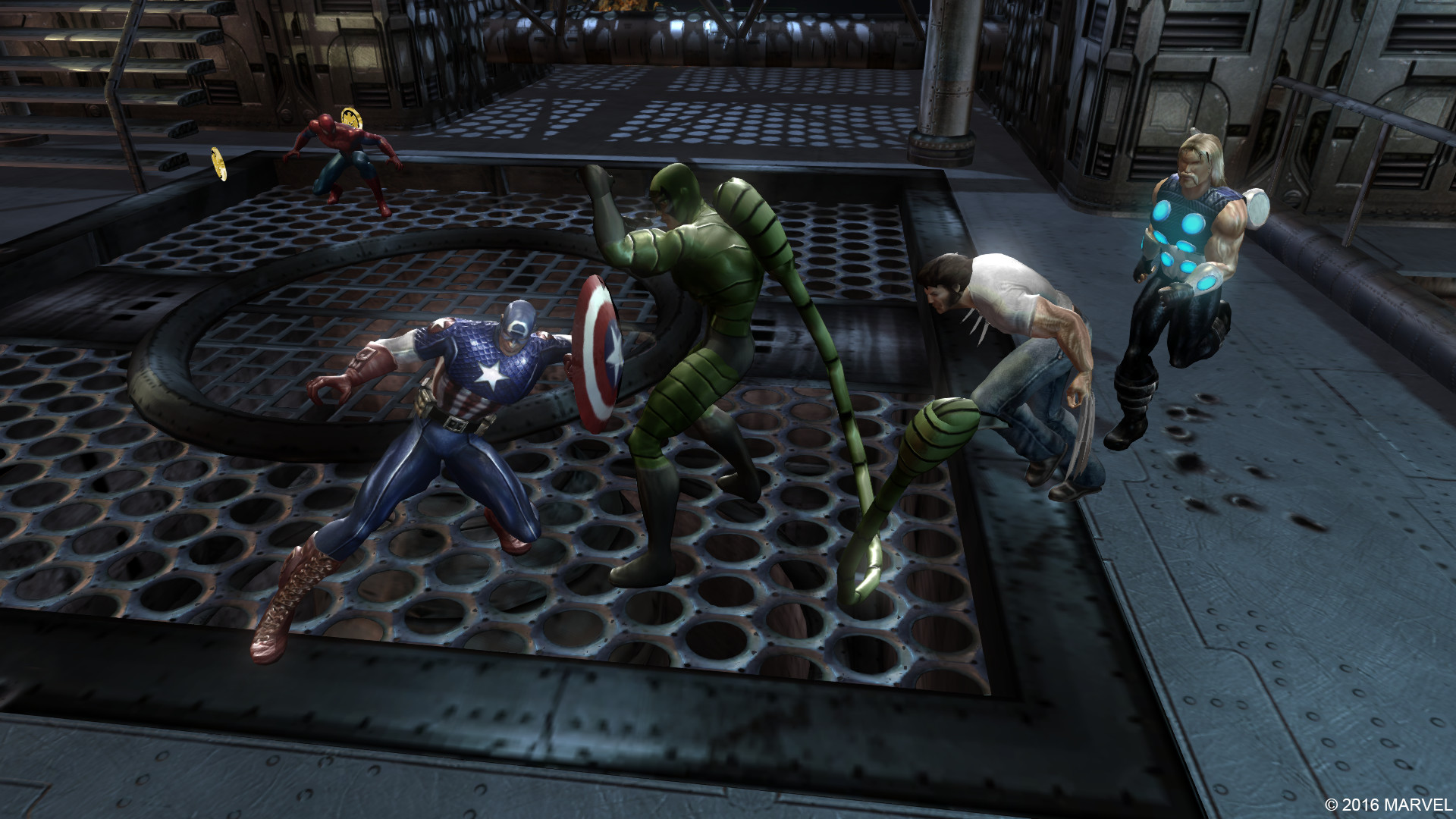 Why You Should Play Marvel: Ultimate Alliance | Tom's Guide