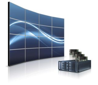 Seneca Partners with Matrox for Mura MPX-Based Video Wall Controllers