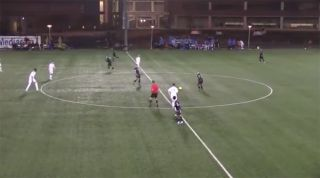 New York Cosmos goal