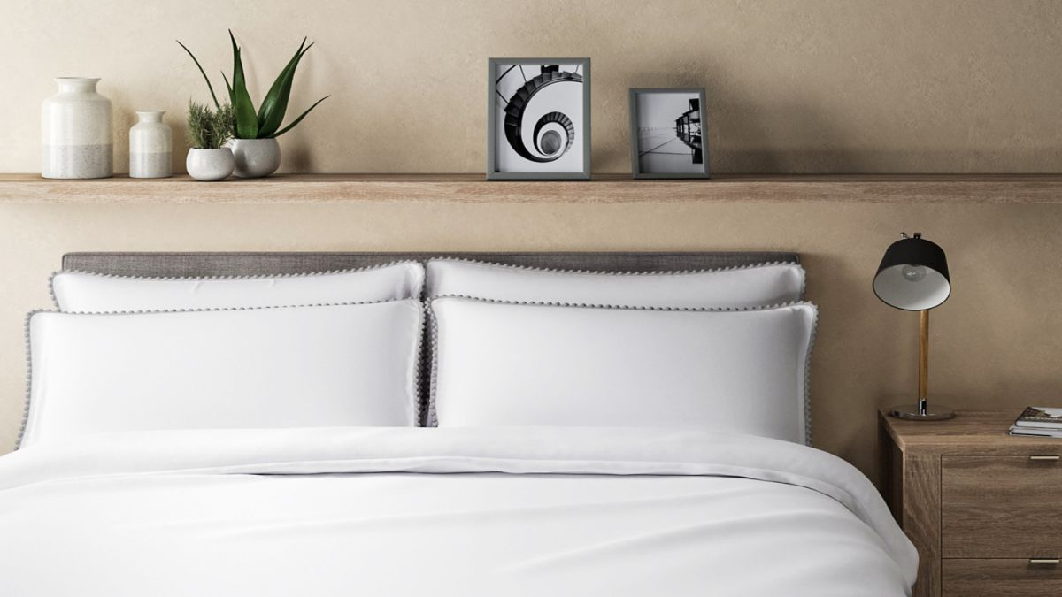 M&S shoppers go wild for 'elegant' pom-pom bedding that will make you feel as if you've woken up in a hotel