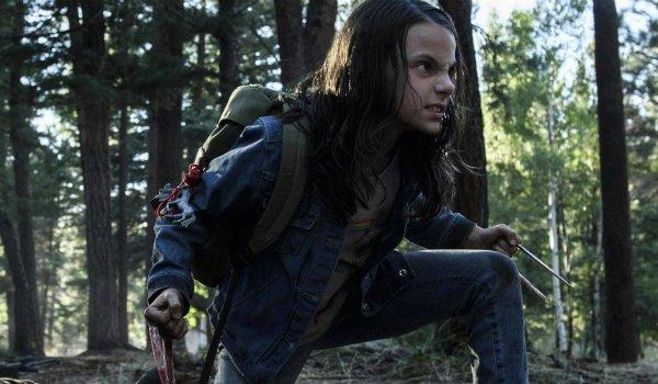 Dafne Keen X23 Logan Wolverine