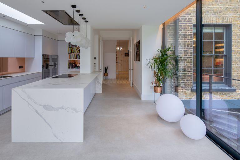 modern house extension