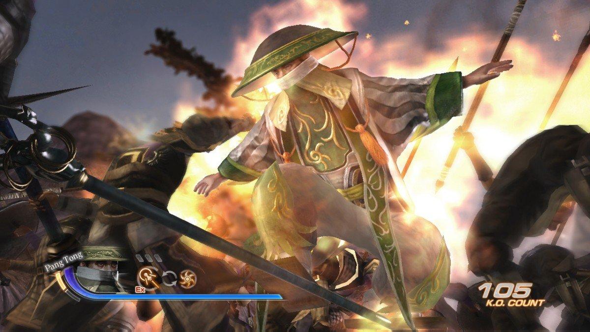 Dynasty Warriors 7 Character And Combat Screenshots #16495