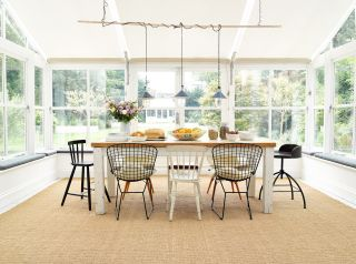 coir carpet is an eco flooring choice