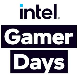 Intel Gamer Days logo