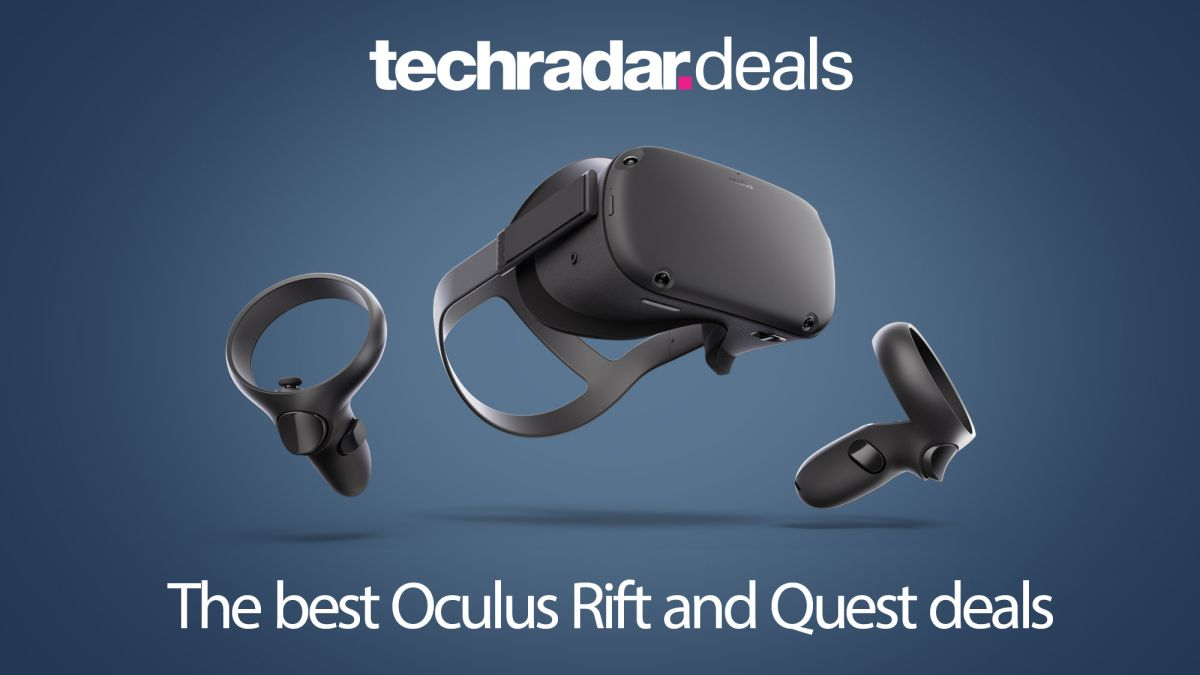 The Cheapest Oculus Rift Prices And Oculus Quest Sales In November 2020 Techradar