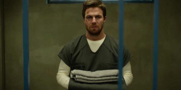 Oliver Queen Stephen Amell Arrow The CW