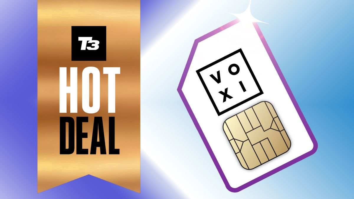 Voxi SIM only deal delivers Endless Social Media and no contract for £10 p/m