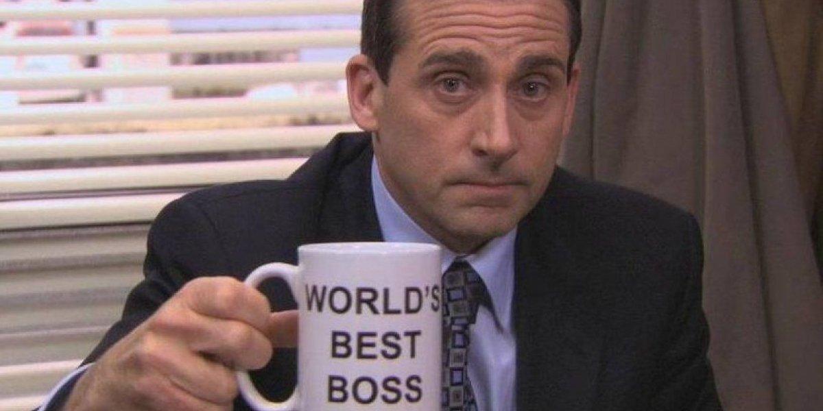 Steve Carell on The Office