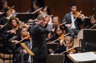 Esa-Pekka Salonen and New York Philharmonic