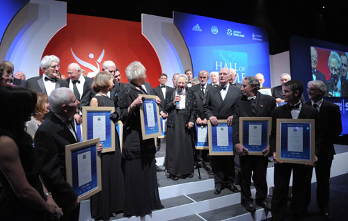 British Cycling Hall of Fame, Gala Dinner 2010