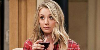 Kaley Cuoco as Penny on The Big Bang Theory