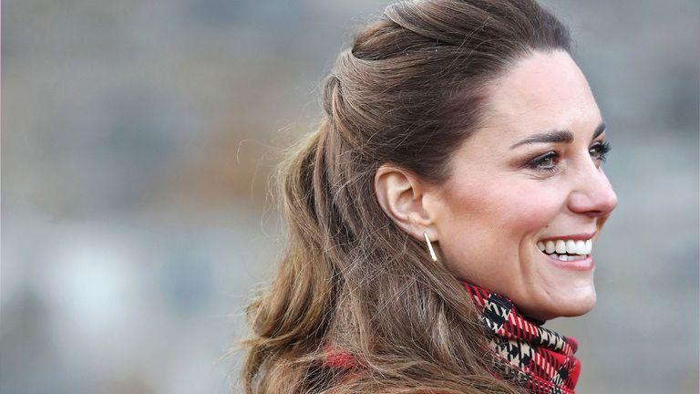 Kate Middleton's hairbrush