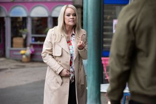 Grace Black wants to make Fergus Collins pay in Hollyoaks