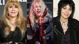 Stevie Nicks, Nancy Wilson, Joan Jett and more to auction