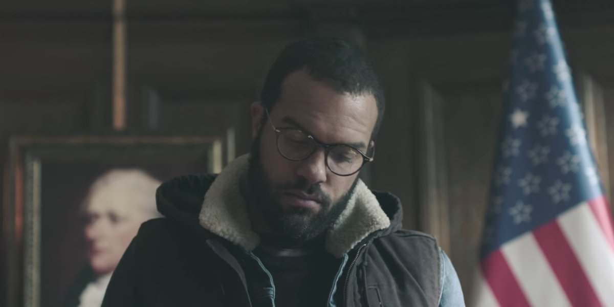 O.T. Fagbenle in The Handmaid's Tale