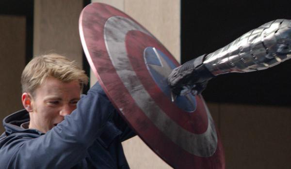 Cap And Bucky