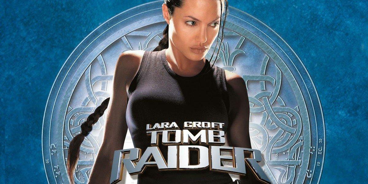 Angelina Jolie is...Lara Croft