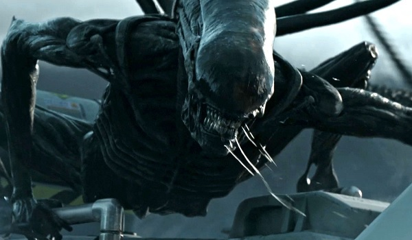 Alien: Covenant Xenomorph Ship Attack