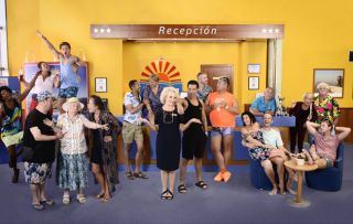 Tony Maudsley asks everyone to watch FINAL Benidorm tonight – while Jake Canuso teases the show might not be over!