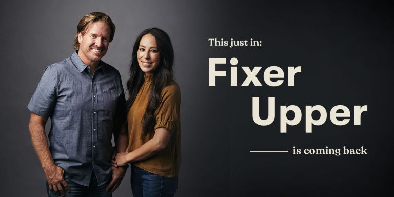 fixer upper new season