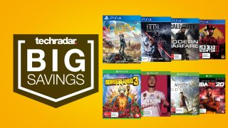Big savings on PlayStation 4 and Xbox One titles