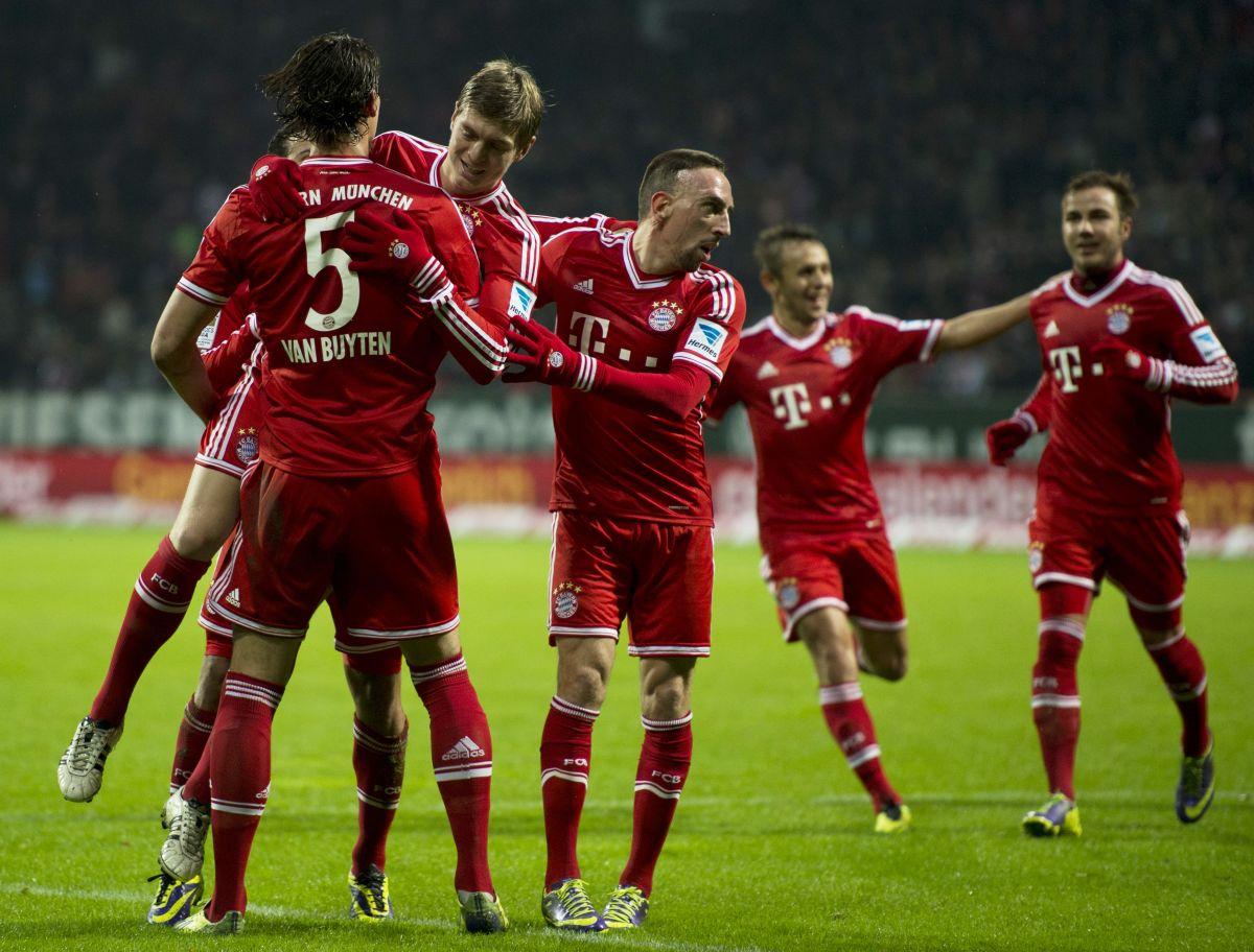 Bundesliga Bayern Leverkusen
