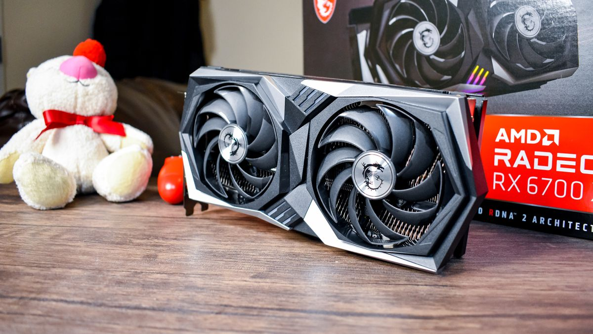MSI Radeon RX 6700 XT Gaming X review