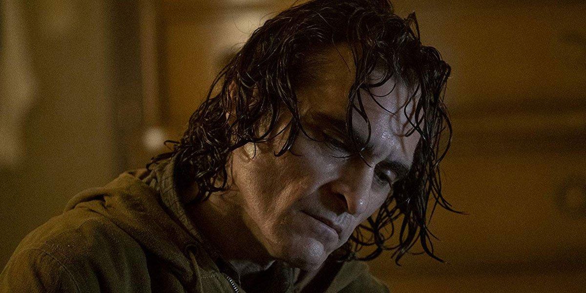 Joker having a bad day in 2020 Oscars film