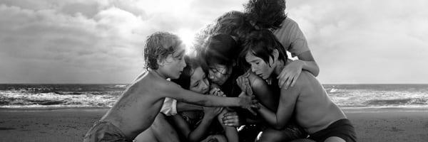 Roma Best Cinematography From Alfonso Cuaron