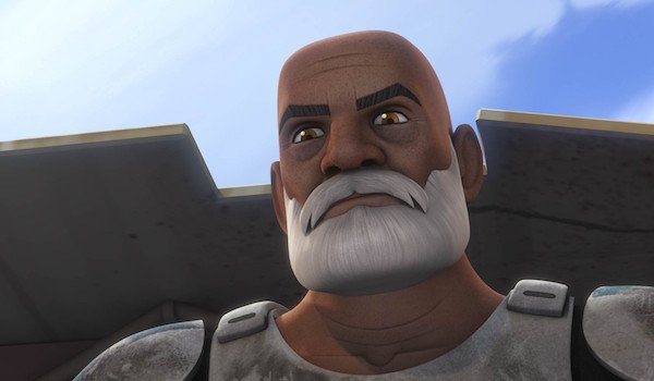 Captain Rex in Star Wars Rebels