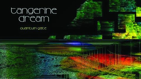 Tangerine Dream - Quantum Gate album artwork