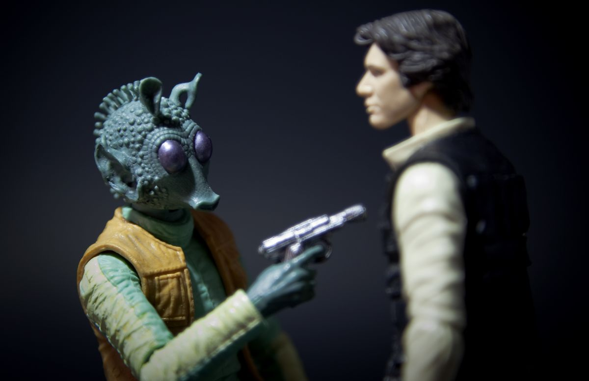 A silly Star Wars edit has created a new Greedo meme: 'Maclunkey!'