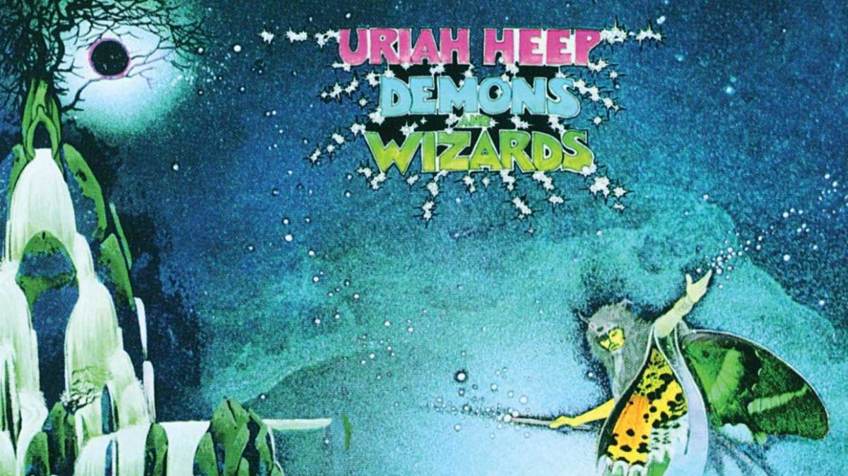 Uriah Heep Look At Yourself Demons And Wizards The Magician S Birthday Reviews Louder