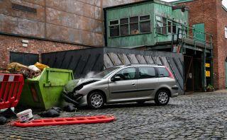 Coronation Street spoilers: David Platt crashes his car!